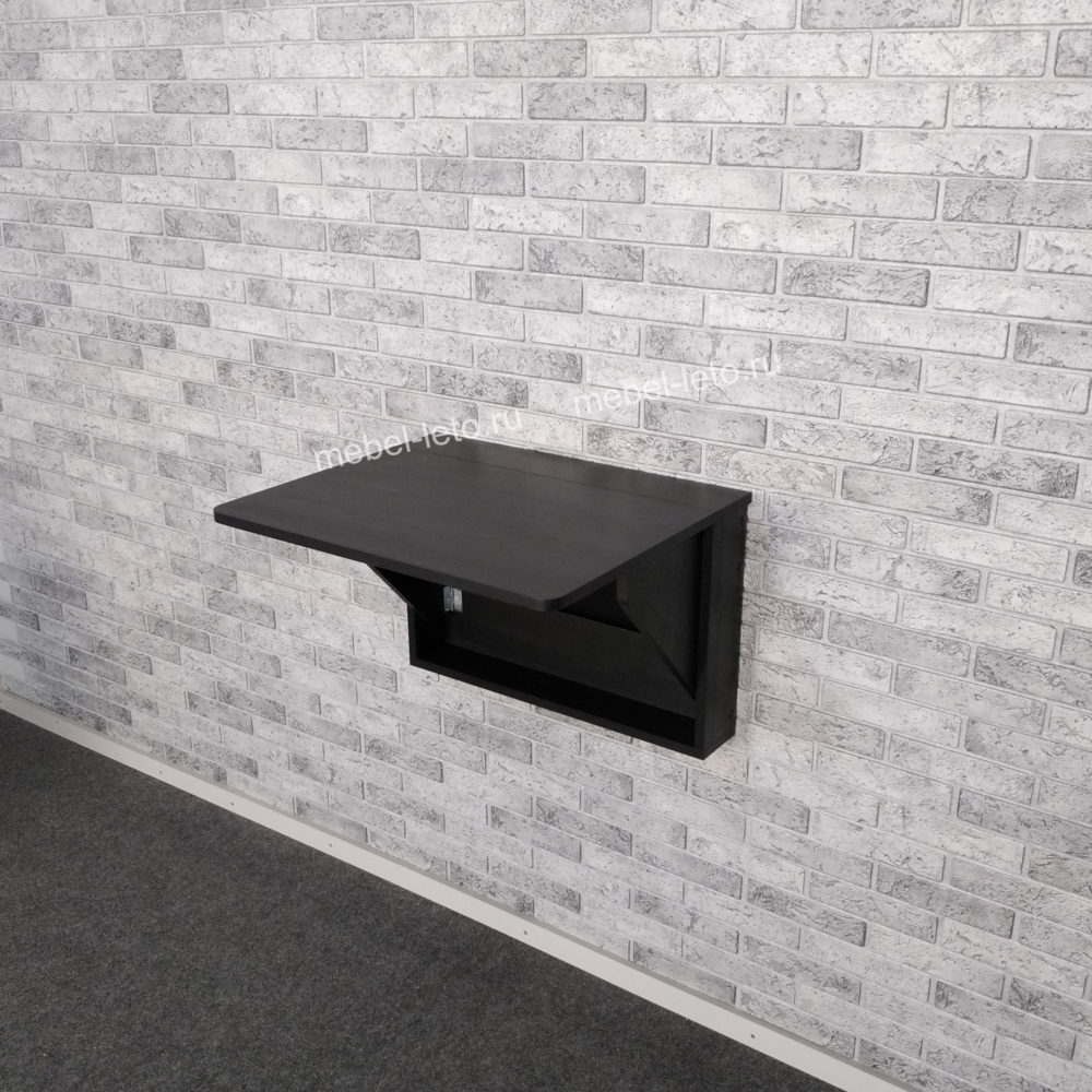 Стол настенный откидной Дуб Сорано